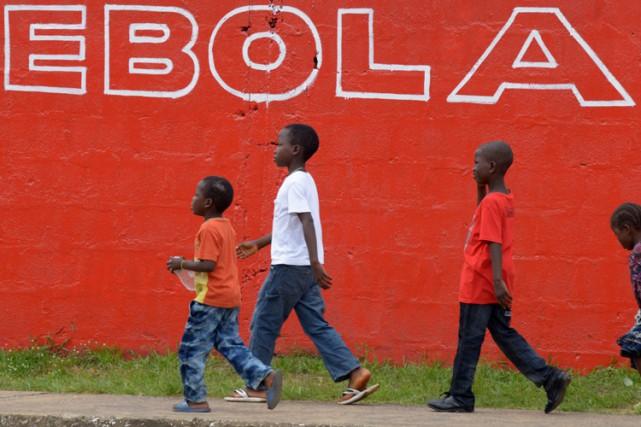 afrique, Conséquence, Ebola, trouble mentaux