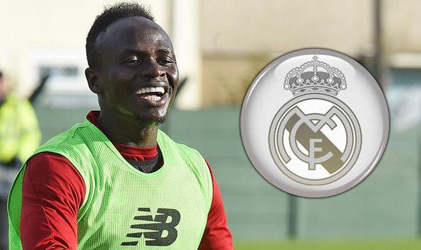 Football, real Madrid, Sadio Mané, Transfert