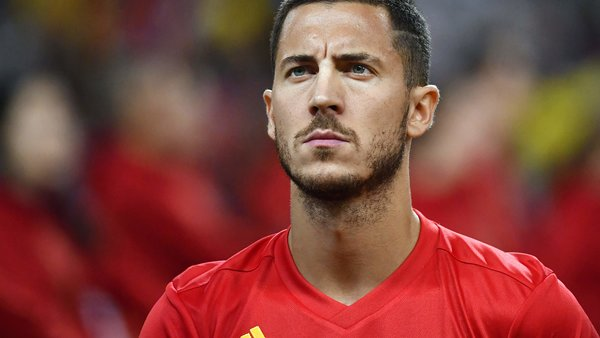 Eden Hazard, real Madrid, transferts