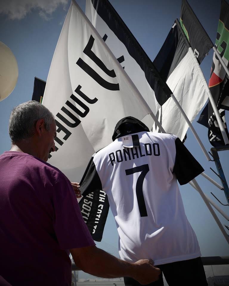 Juventus, Maillot