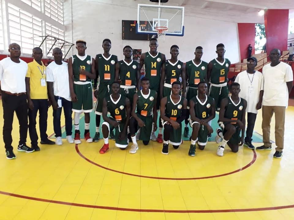 afrobasket U18, Basket, basket sénégal, coach madiène fall, lionceaux du basket, Madiène Fall, Sénégal, u18