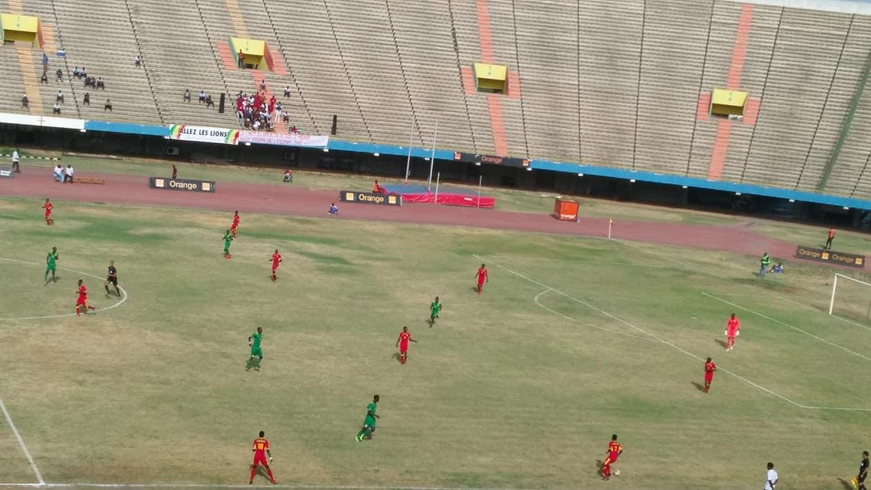 Can U20, Congo, Sénégal