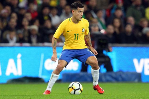 Brésil, CDM 2018, Coutinho