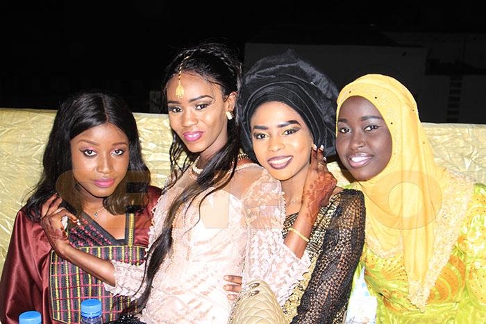 Aïssatou Diop Tall, Journaliste, mariage, mme barry