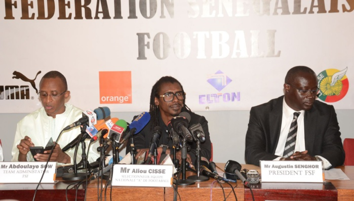 Aliou Cissé, contrat de Aliou Cissé, Equipe Nationale du sénégal, salaire de aliou cissé, Sélectionneur national