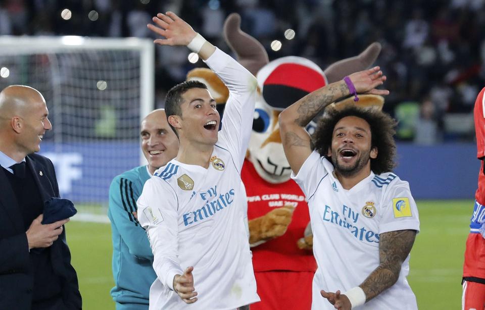 Christiano Ronaldo, Marcello