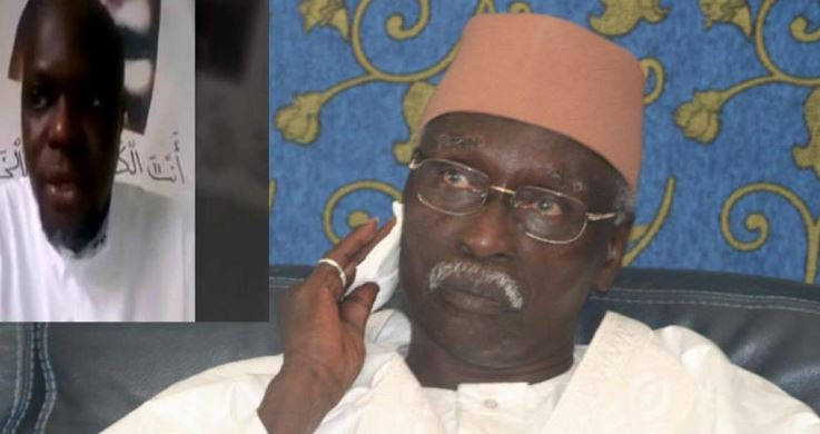 Insulte, Moustapha Diakhaté