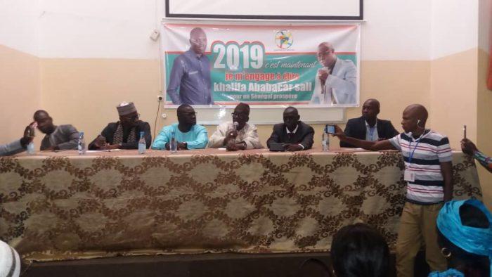 2019, candidature unitaire, Il n'y aura pas, Mamadou D. Decroix, Opposition