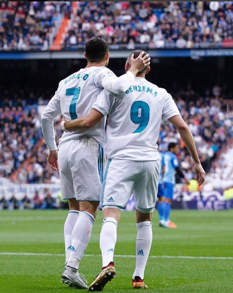 Trois noms pour remplacer Cristiano Ronaldo — Real Madrid