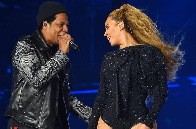 Johannesbourg : Mandela célébré par Beyoncé et Jay-Z