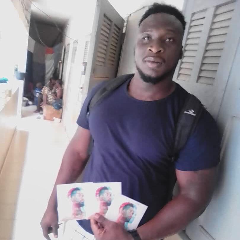 Ama Baldé, Elzo Jamdong