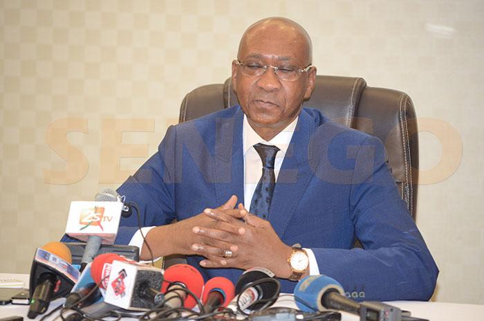 Hadjibou Soumaré, Sidy Lamine Niasse