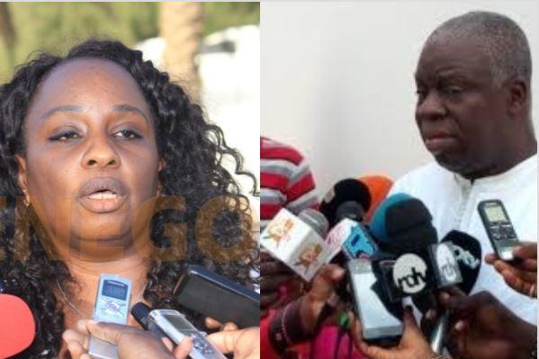 Diop Sy, Hawa Abdoul Bâ, Karim Wade