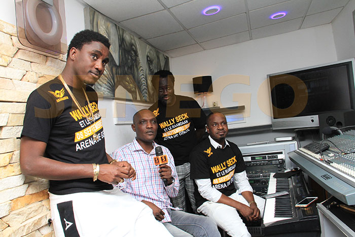 Alioune Mbaye Nder, dépasser, musique