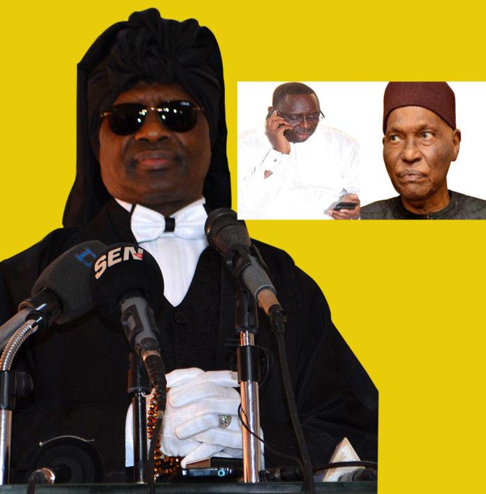 J'appelle à une réconciliation définitive, Macky Sall et Me Abdoulaye Wade, Modou Kara mbacké