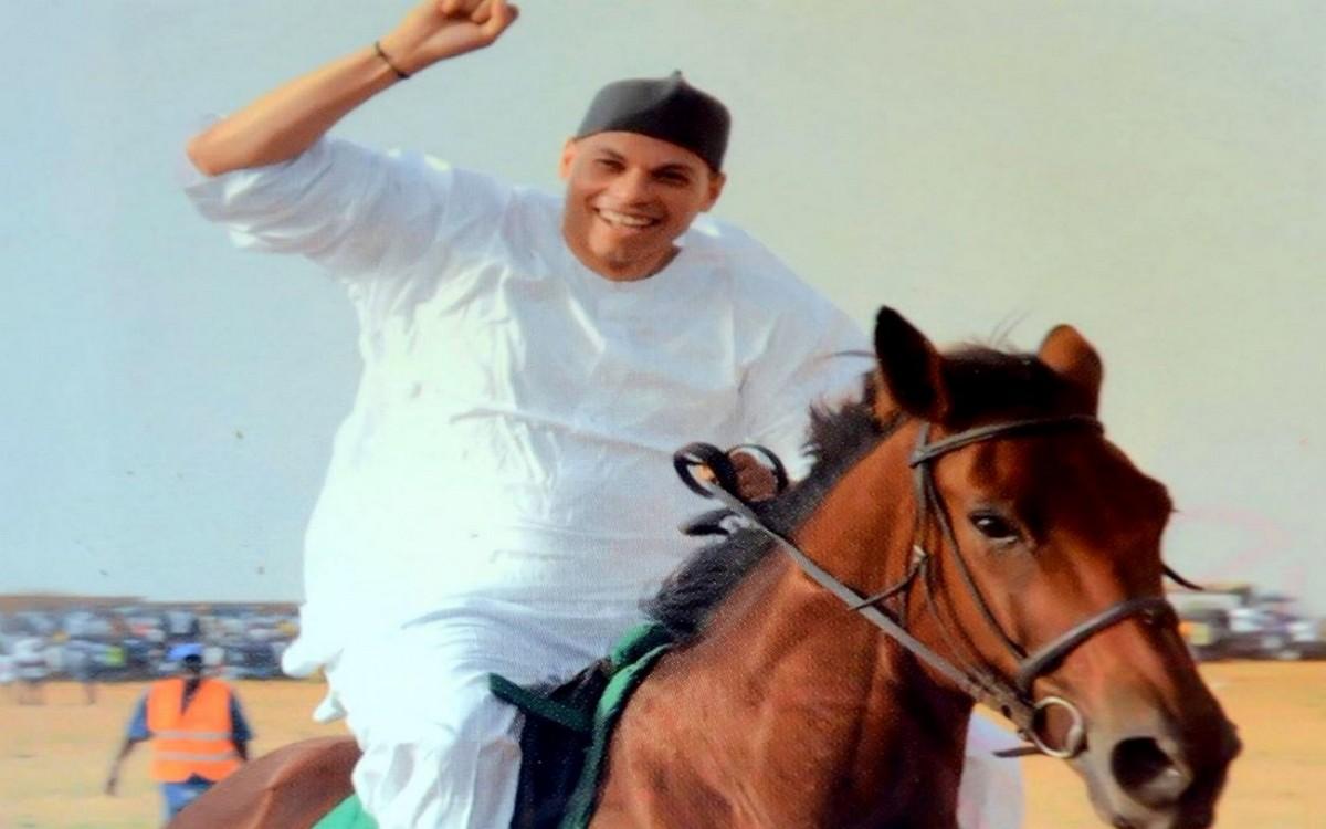 Karim-Wade-cheval