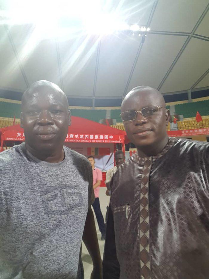 Combat de lutte, Khadim Gadiaga, Lutte, lutte senegalaise