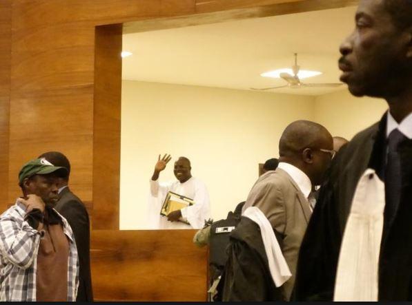 Arrêt Cedeao, cour justice cedeao, jour 3, Procès en appel, procès khalifa salla