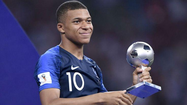 Ballon d'or, Football, Mbappé