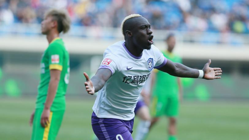 Demba Ba, Mbaye Diagne, Super Lig Turc