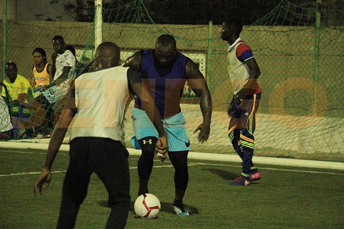 Football, Modou Lo, Papa Sow, Soirée, Yekini Junior, Youssou Ndoye