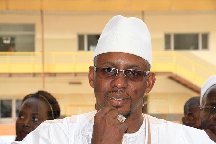 Assemblée nationale, Moustapha diop, vote budget