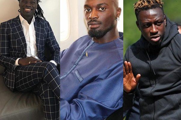 Bafétembi Gomis, Benjamin Mendy, Mbaye Niang, Proxénétisme