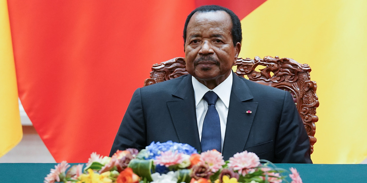 candidat, Election, Paul Biya, Présidentielle