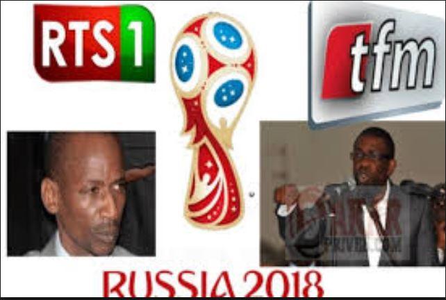 GFM, Rts, Russie 2018, transmission