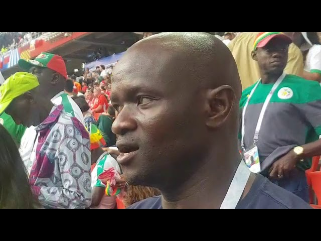 Can 2019, Cheikh Sidy Ba, demi-finales