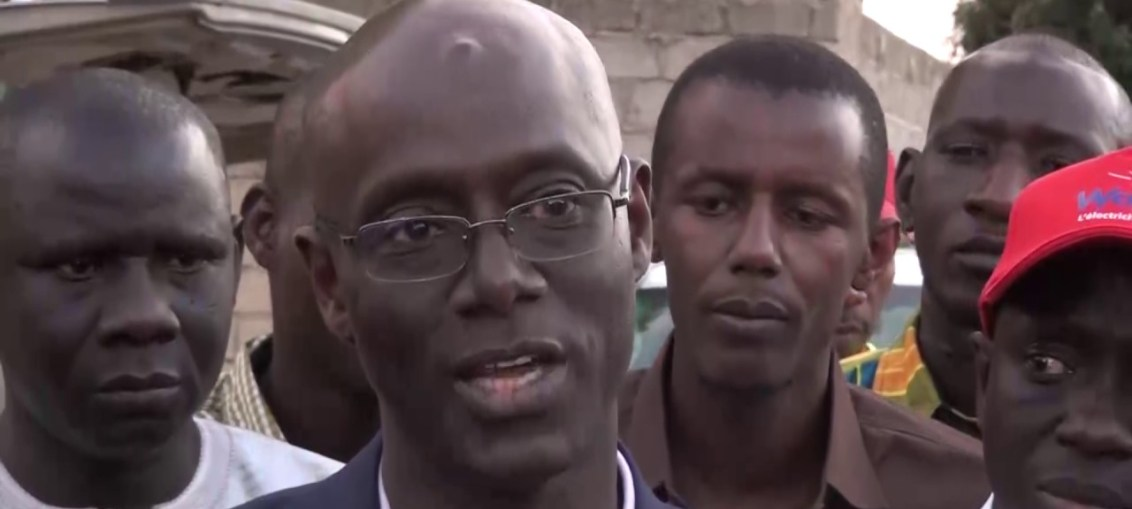Alassane Thierno Alassane Sall, BBY, Frustration