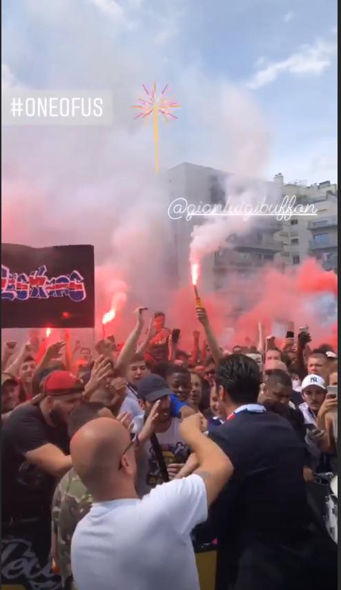 Buffon, PSG