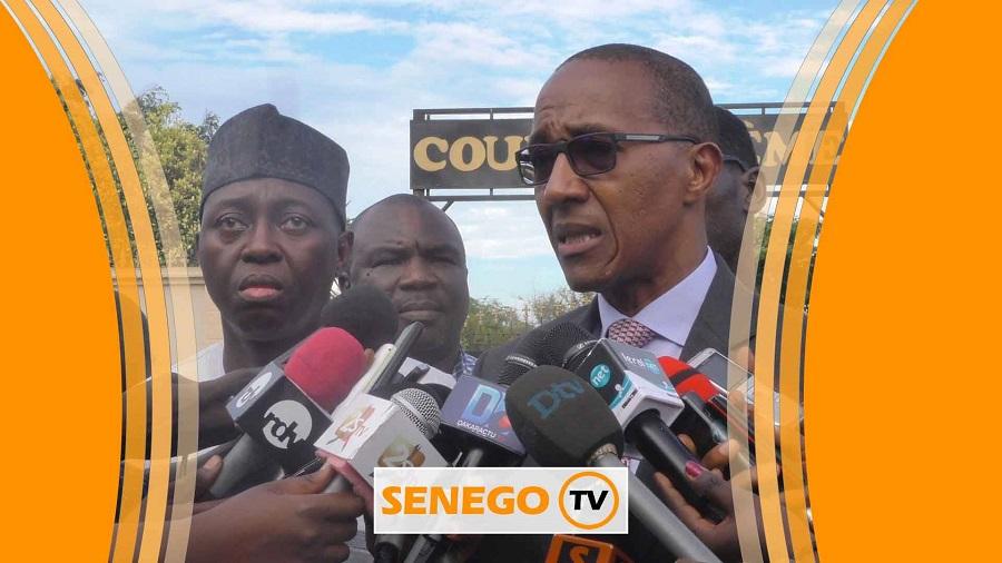 Abdoul Mbaye, Cour Suprême, référé, Rejet, Requête