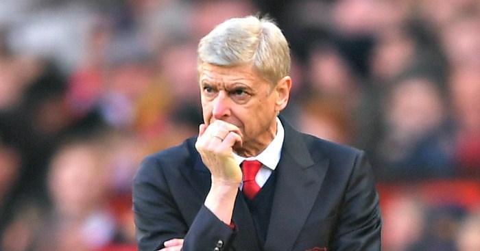Arsène Wenger, carrière d'entraineur, grosse bêtise