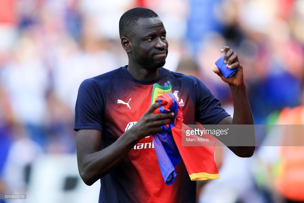 Cheikhou Kouyaté, Chelsea vs Crystal Palace, Football, Premier league, Sports