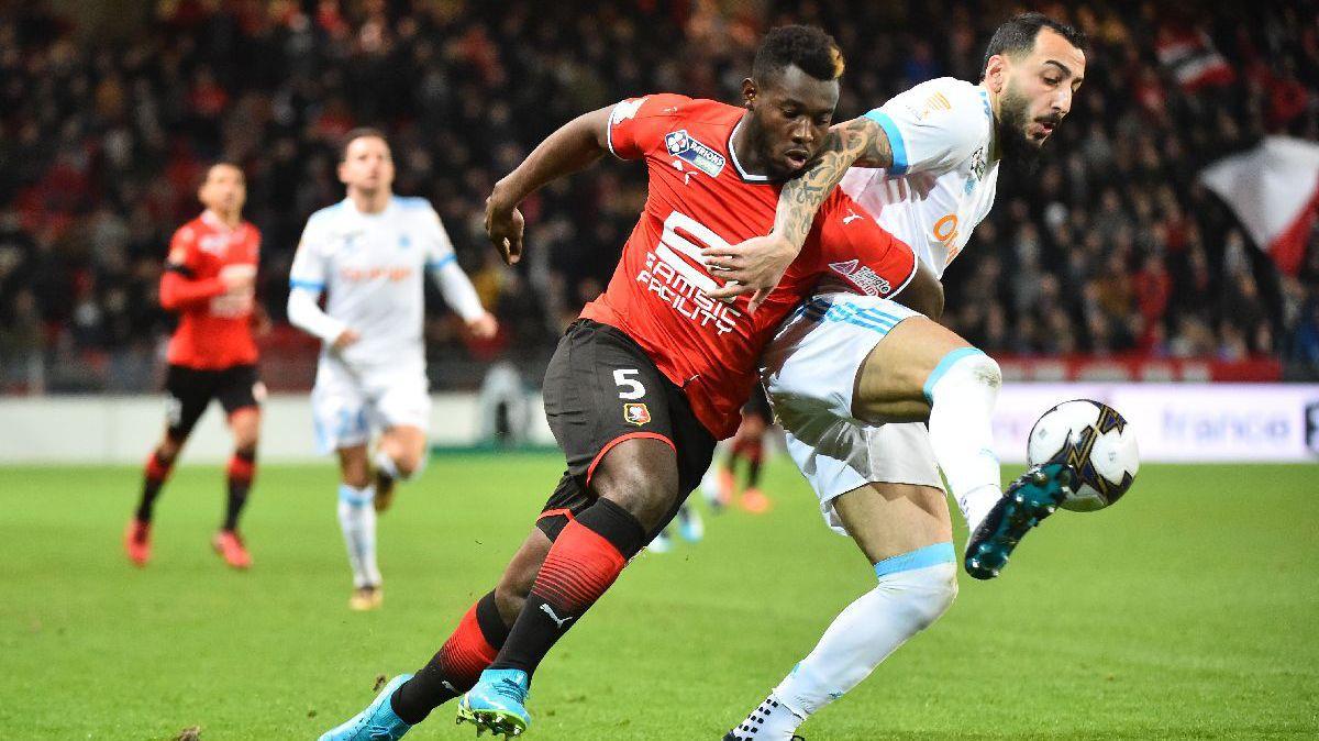 Ismaila Sarr, Ligue 1, Marseille, Rennes