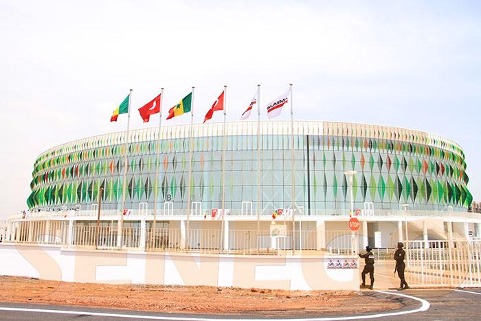 Jeux Olympiques Jeunesse 2022, Organisation, Sénégal