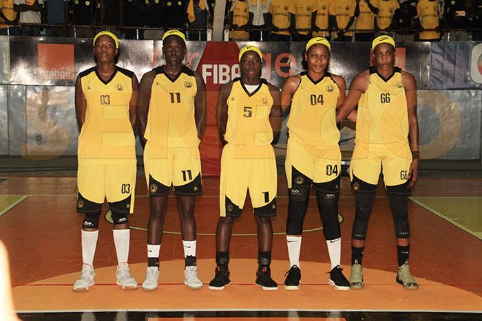 basket sénégal, Dakar Université Club, départ, Duc, niveau du basket sénégal, Sénégal, transfert joueuses