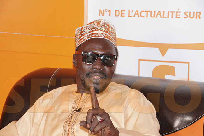 El Hadji Malick Guèye, Présidentielle 2019, ratisse large à Nioro