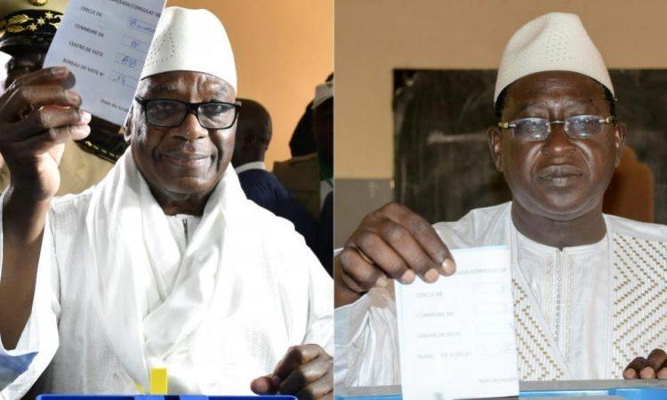 Election, Mali, résultat