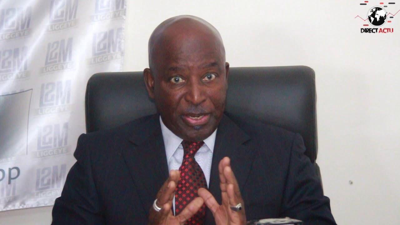 Ancien ambassadeur, Ibrahima Yagou Ndiaye, Présidentielle 2019