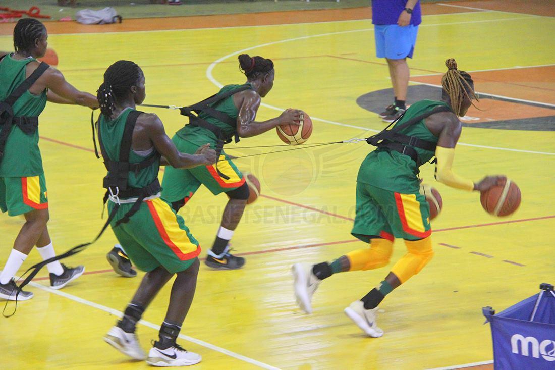 Basket, basket sénégal, coupe du monde de basket, lionnes du sénégal, mondial 2018 de basket, photos lionnes du sénégal de basket, regroupement des lionnes