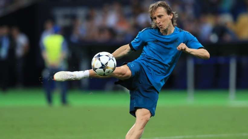 Football, international, Modric, Sports