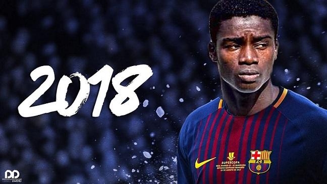 barça b, contrat de Moussa Wagué, Diawandou Diagne, Diawandou Diagne barça b, Diawandou Diagne sur le transfert de moussa wagué, fc barça, Moussa Wagué, wagué au barça