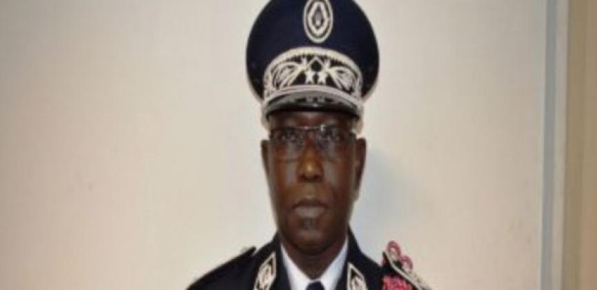 Ousmane SY, Contrôleur général de Police