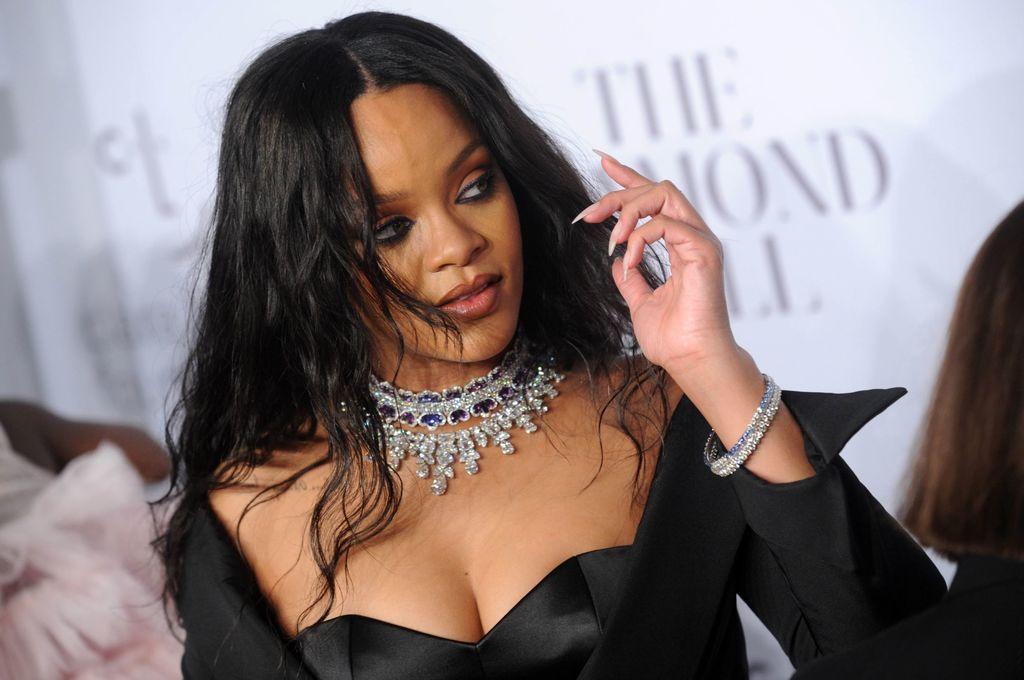 Rihanna, Trump