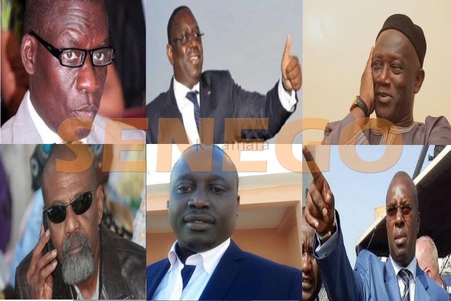 Serigne Mbacké Ndiaye Pape Samba Mboup Souleymane Ndene Ndiaye Fabouly Gaye