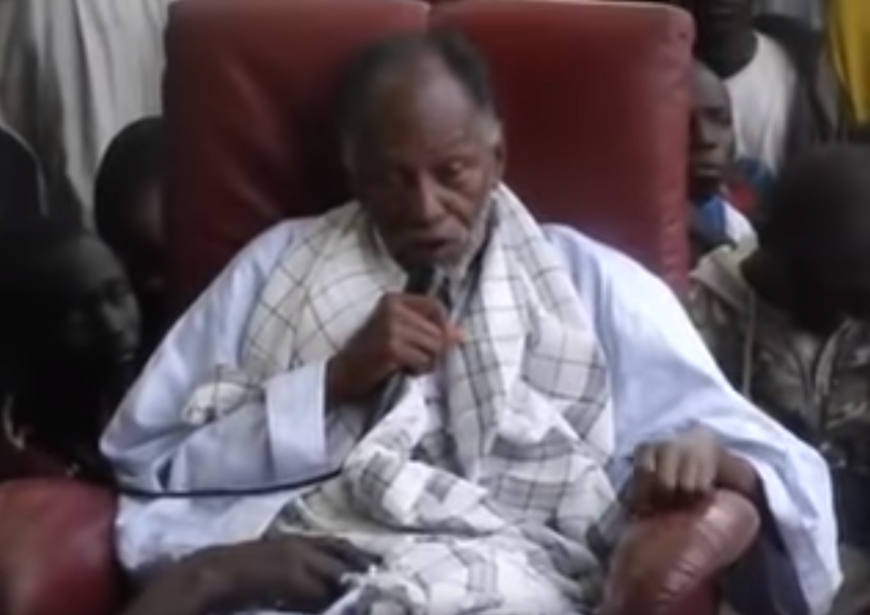 serigne saliou touré, tension entre mourides, thès, videos