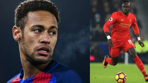 Football, international, Liverpool, Neymar, Paris, Sadio MAN2, Sports