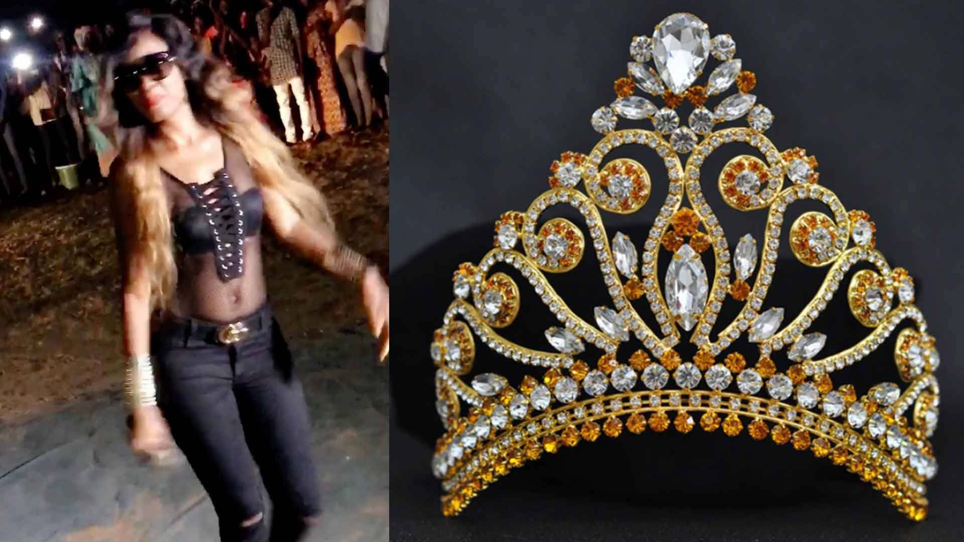 Concert Queen Biz Hypnotise Les Hommes Du Fouta Afriquemidi Com